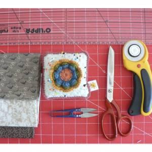 Crochet hook roll tutorial...