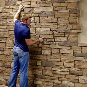 How to use Fake Stone Wall Urestone Panels