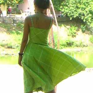 HOW TO SEW A CIRCULAR SKIRT