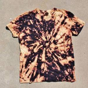 Collection of Cool Tie Dye Shirts Pattern and Tutorials