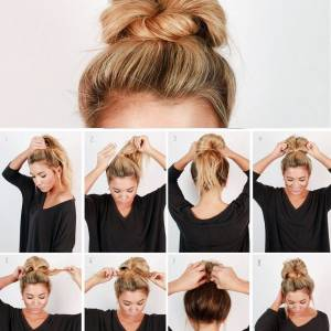 7 Beautiful Hairstyles Easy & Fast
