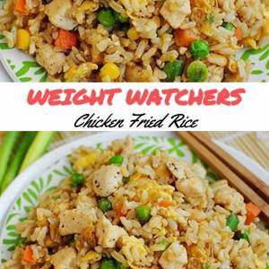 Scrumptious Chicken Fried Rice