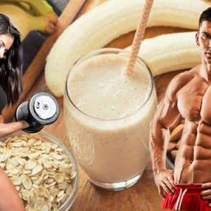 Ideal shake to increase muscle mass