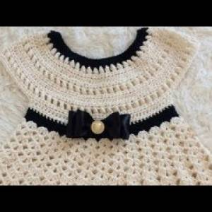 Juliana Dress Free Crochet Tutorial