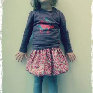 Bubble Skirt Tutorial with Free Pattern