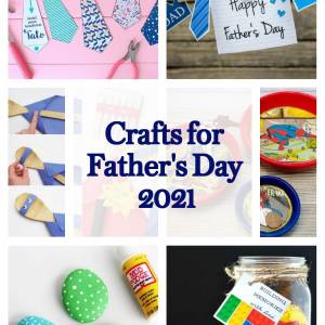 Crafts for Father's Day 2021: 10 inexpensive, last-minute DIY ideas to make with kids