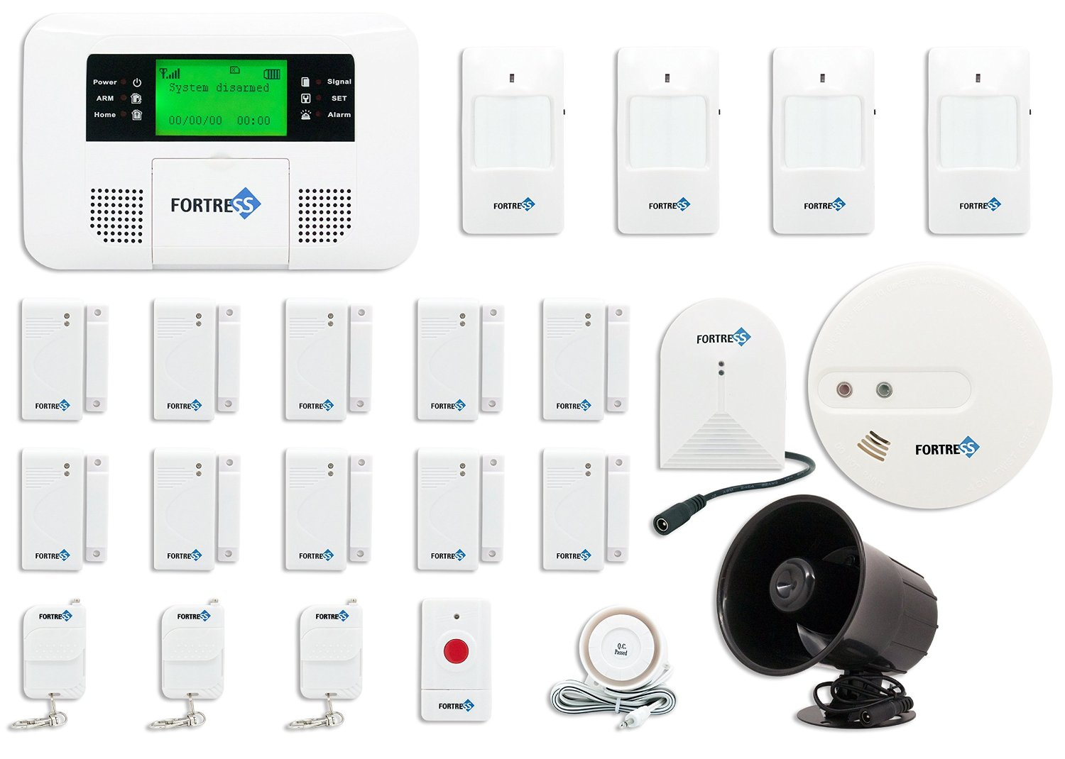Home Security Alarm System DIY Kit