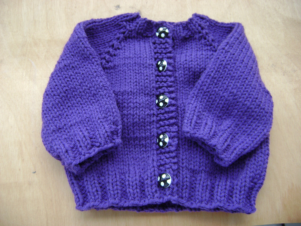 John Doe's Raglan Sweater Free Crochet Pattern