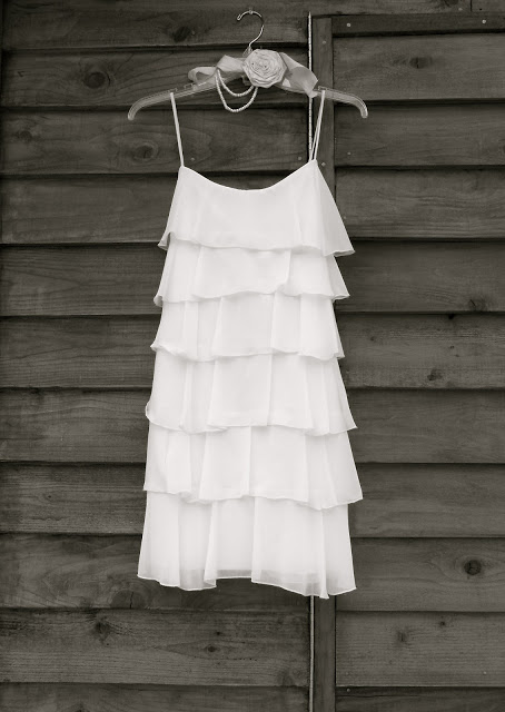Flapper Style Dress from Curtains