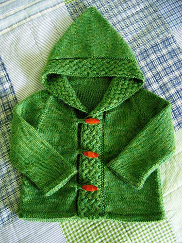 Cardigan for Merry