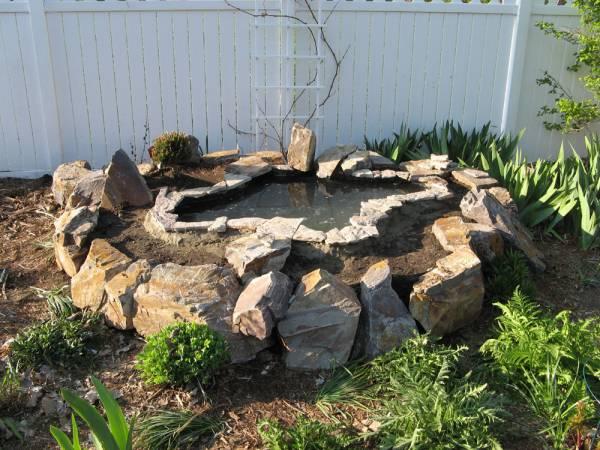 Stone Rim Added