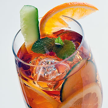 Post image for Pimm's Cup Cocktail