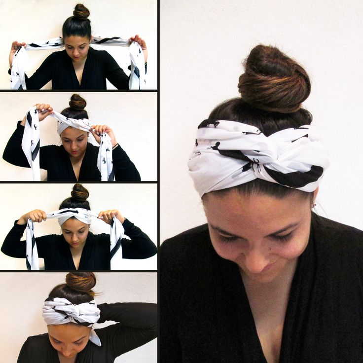 Twisted Head Band