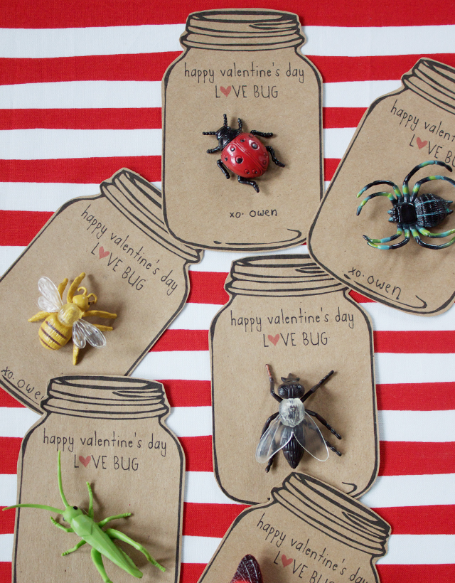Love Bug Valentines.