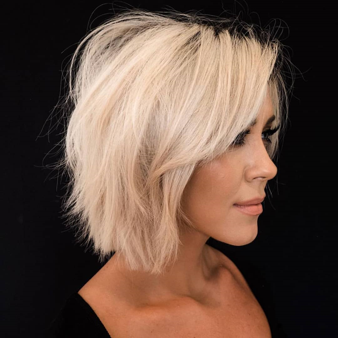 100+ Most Edgy Short Hairstyles For Women 2020