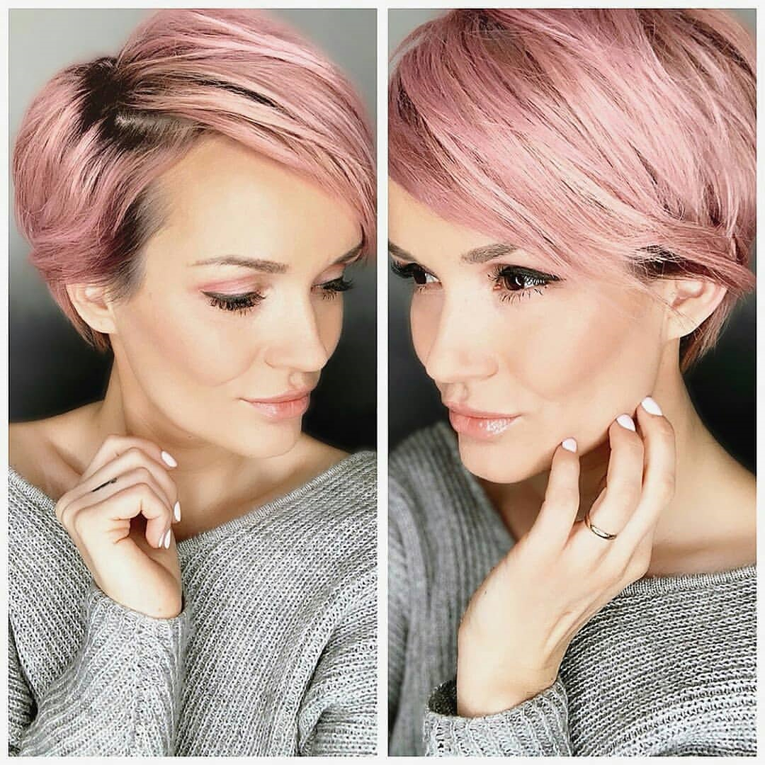 100 most edgy short hairstyles for women 2020  how to do