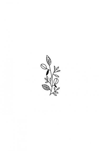 Leaf Drawing How to