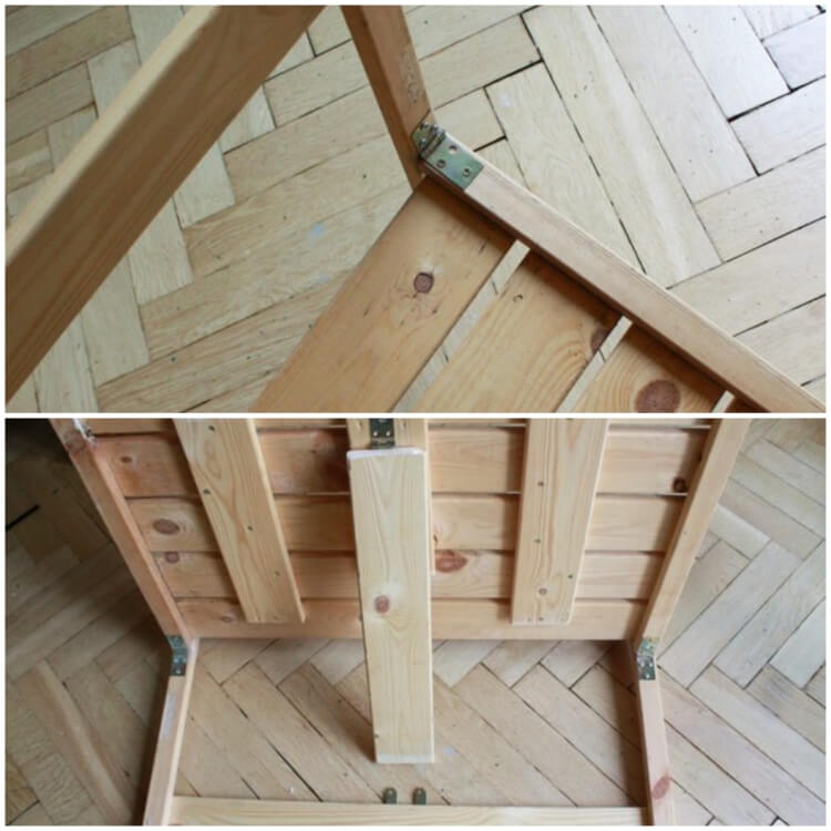 make table for small balcony make stable fix support bar
